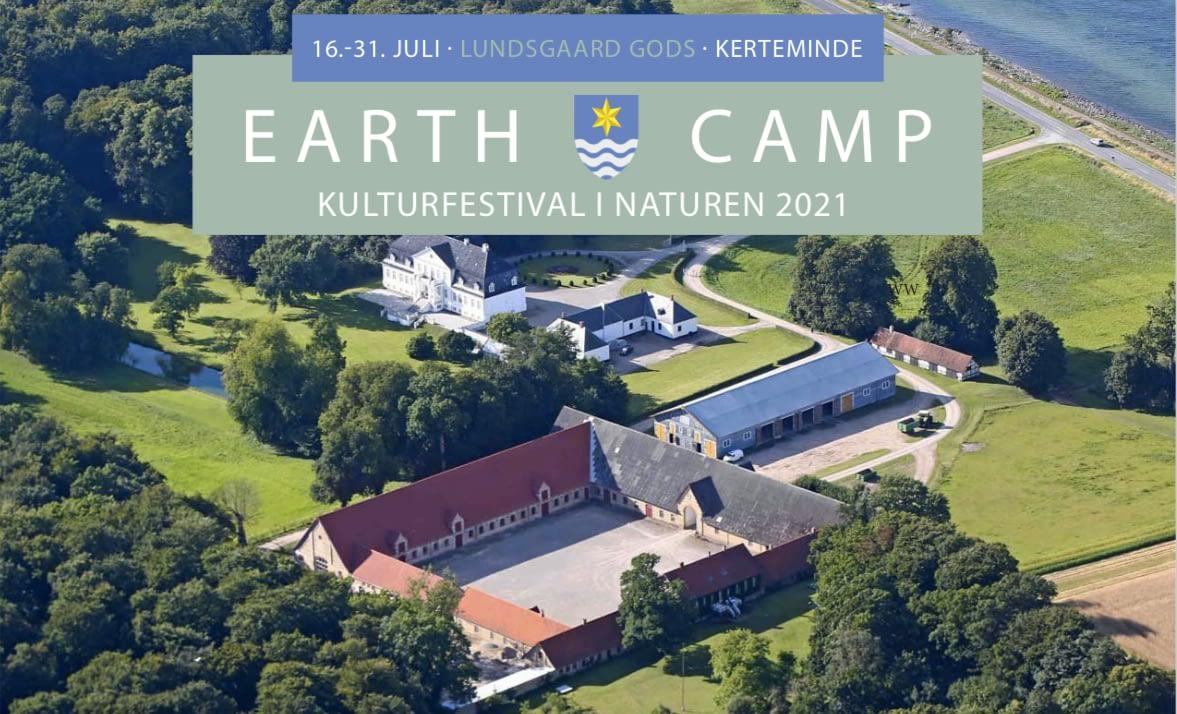 EARTH CAMP, Kulturfestival i Naturen / 3 dage